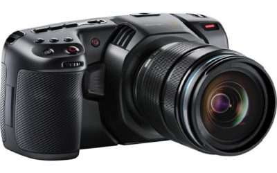 Blackmagic Pocket 4K Cinema Camera – Premières impressions